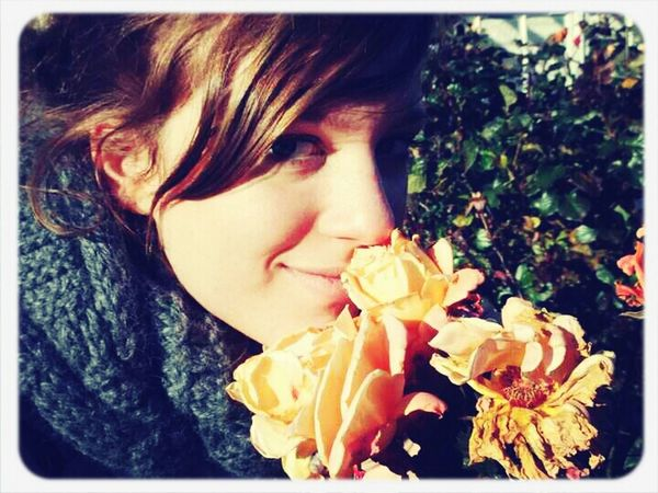 Smile Spring Flowers That's Me