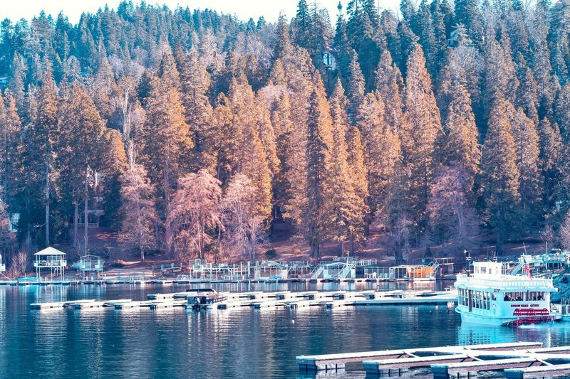 Water California Lake Lake View Water Nautical Vessel Architecture City Waterfront Transportation Nature Mode Of Transportation Building Exterior Outdoors No People Travel Destinations Reflection Day Sailboat Sky Travel Built Structure