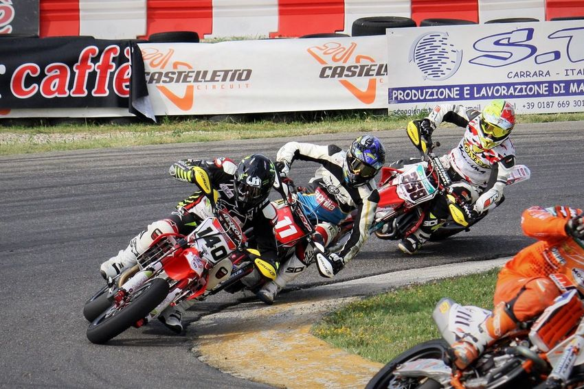 Supermotard Worldchampionship Motorsport Motorbike Live Your Dream .. Share Your Passion ..