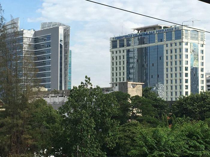Gedung Building Jakarta INDONESIA