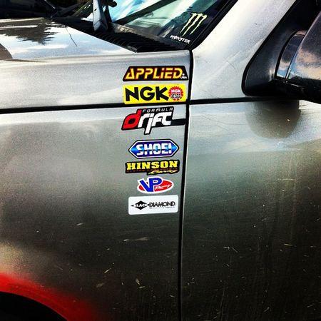 Racing decals! Decal Racing Truck Cool