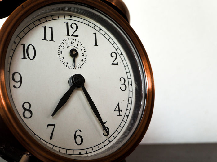 Old clock Accuracy Alarm Clock Circle Clock Clock Face Clock Hand Close-up Focus On Foreground Geometric Shape Hour Hand Indoors  Instrument Of Time Minute Hand No People Number Retro Styled Shape Single Object Time Wall Clock