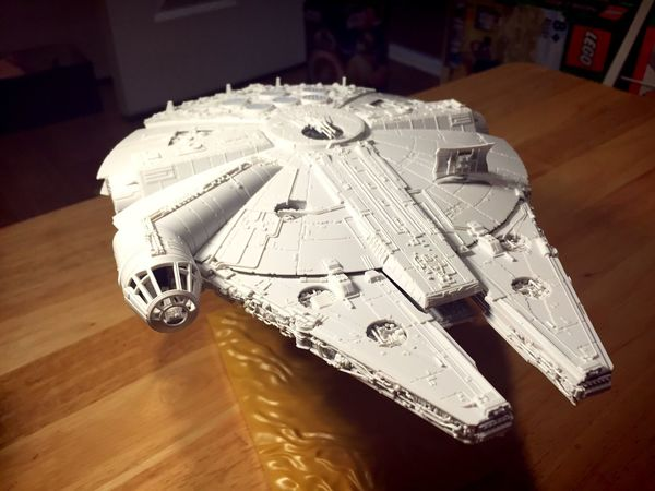 Star Wars Millenium Falcon Toys