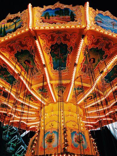 The Five Senses Festive Season Christmas Market Carousel
