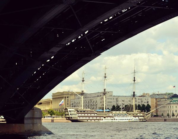 Bridge Under The Bridge Spb Saint Petersburg Russia FromRussiaWithLove Goodlife Taking Photos Check This Out Relaxing Enjoying Life Питер Arch Bridge OnTheWater Russia, St.Petersburg Russian Beauty Water Summer From My Point Of View EyeEm EyeEm Gallery Vacations Eye4photography