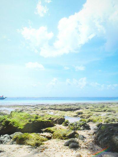 Miss this place so bad... Beach INDONESIA Maluku Barat Daya Pulau Moa First Eyeem Photo