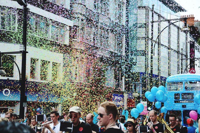 Parade Pride Parade Pride Beautiful Celebrating Sunny Happyday Excited