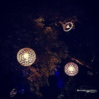 Des OVNIS à Trévarez . @finisteretourisme @bretagnetourisme