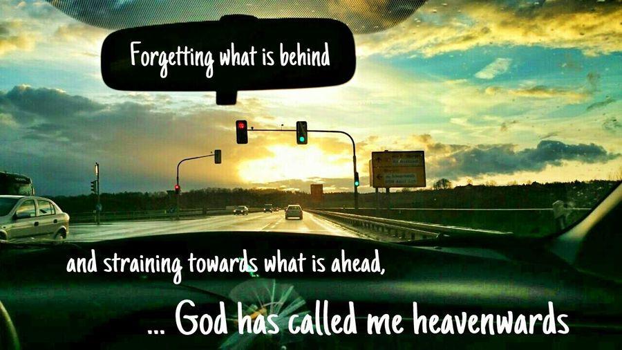 Philippians 3:13-14 Forget Heaven Mirror Forward Clouds And Sky Eyem Best Shots EyeEm Masterclass God Streetphotography