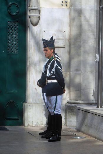 Guards Lisbon Lisboa Portugal