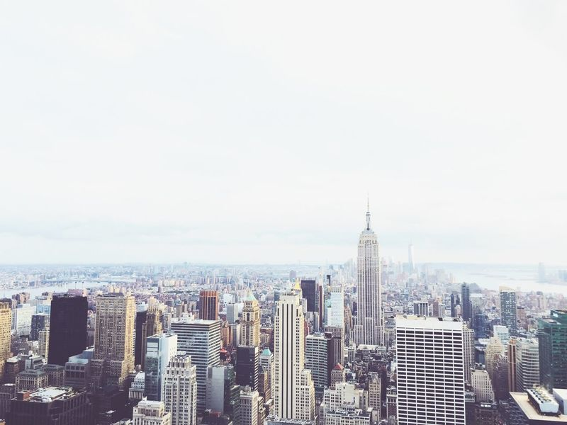 New York Empire State Building EyeEm In NYC 2015