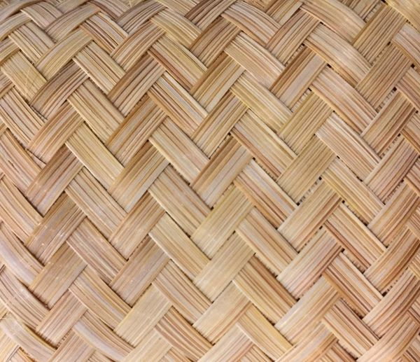 Thai style pattern and texture of bamboo for rice streaming basket Weave Weaving Asian  ASIA Fabric Fiber Nature Wallpaper Backgrounds Old Wood Textured  Pattern Tradition Handmade Bamboo Pattern Backgrounds Textured  Full Frame Design Element Directly Above Wood - Material Striped