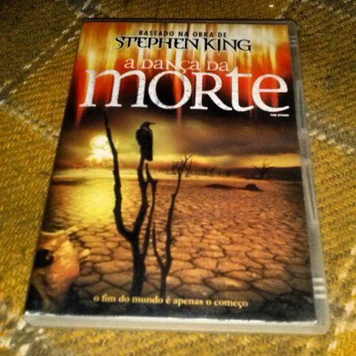 O fim do mundo é apenas o começo. TheStand Adançadamorte Stephenking Miniseries dvds