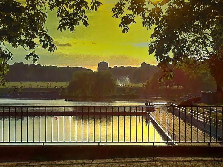 Hamburg Park Perspectives Sunset Sunset_collection Sunshine First Eyeem Photo EyeEm Best Shots Nature Jopesfotos - Nature