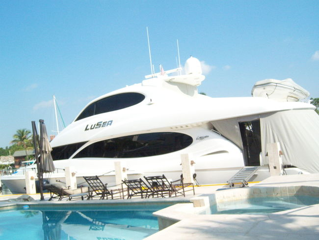 Ft Lauderdale Intercoastal Yacht Travel Photography