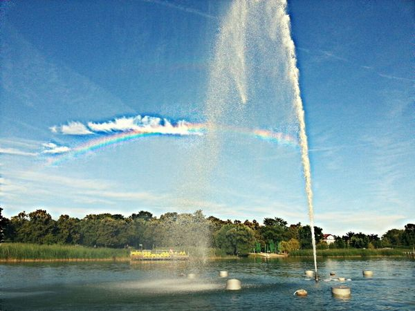Water_collection Rainbow