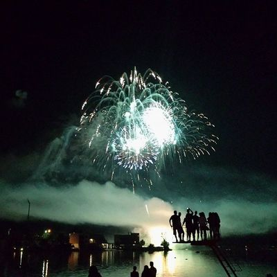 Fireworks Fireworks Summer
