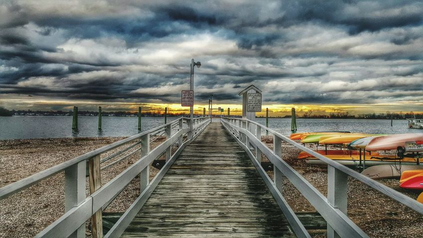 Enjoying Life Sky And Clouds AndroidPhotography Hdrphotography Sunset Hdr_Collection Relaxing Life Is A Beach