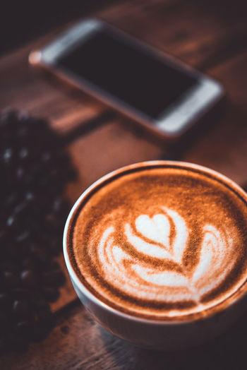 Latte arts