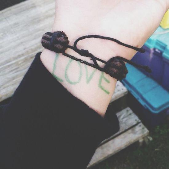 Twloha Love Bracelet
