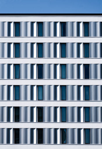 Facade Ralfpollack_fotografie Fujix_berlin Pattern Architecture Day Built Structure Full Frame No People Large Group Of Objects Backgrounds In A Row Side By Side Arrangement Collection Repetition