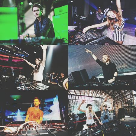 i love them Davidguetta Steveaoki Juicy M Zedd etc