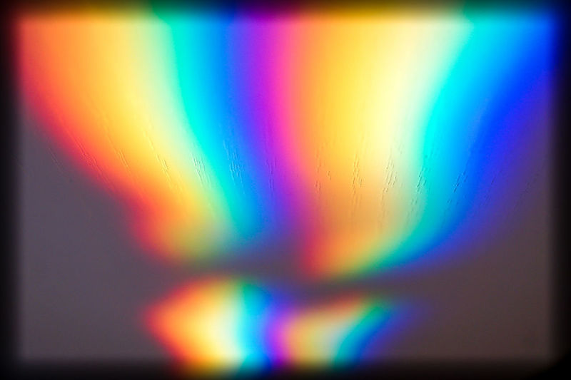 """""""In the right light, at the right time, everything is extraordinary."""" – Aaron Rose Rainbow Light Rainbow Colors Refractedlight Colourful Background Black Background Spectrum Illuminated Multi Colored Refraction Backgrounds Studio Shot Colored Background Full Frame Abstract Backgrounds Physics Colorful Abstract Light Effect"""