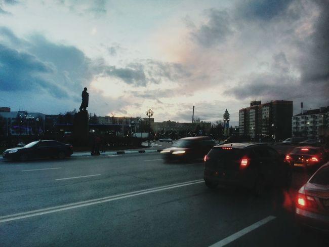 Podolsk Lenin Sky