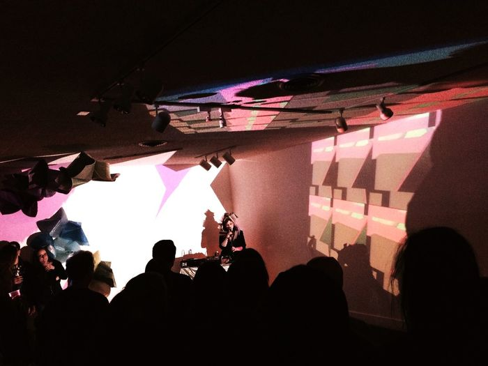 Performance art/music New Opening
