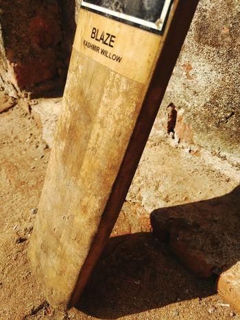 Sunlight Day No People Outdoors Close-up Cricket Evening Cricket Bat