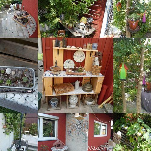Garden My Family ♡ Im Garten Kunst Im Garten