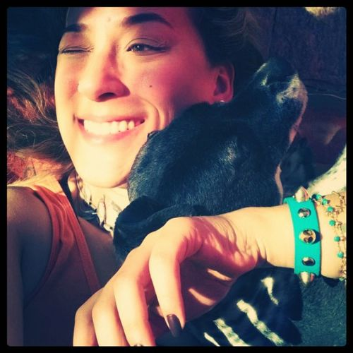 Eu e ela ! Lovedogs Babi Babolha Dogs arlivre freedon animals euamoanimais viralatas caes