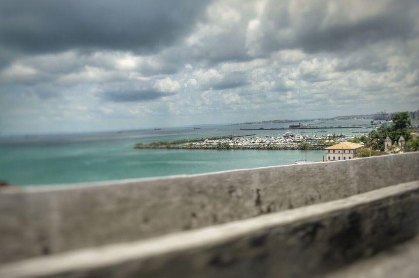 Bahia Fotografiaporamor Sejaumfotografo Likes Likeme Nature Follow Lovephotograpy Follow4follow Salvador Bahia Urbano Clickdoiniciante Praia Beach Sea Beach Horizon Over Water Cloud - Sky Sand Tranquil Scene Idyllic