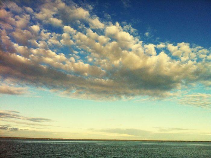 Sky Cloud Sky
