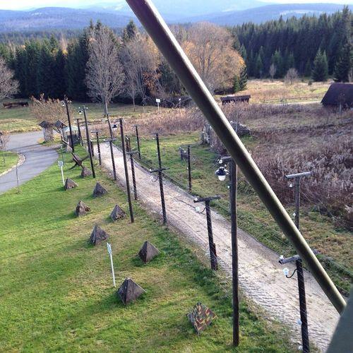 Bučina / Finsterau German-Czech Border