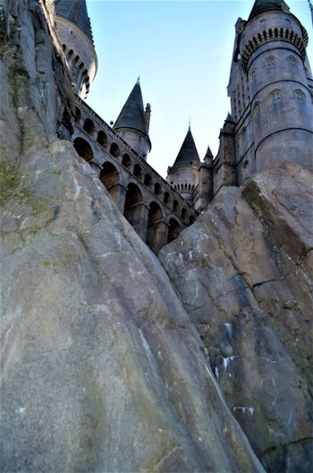 Been There. Harry Potter Wizarding World Of Harry Potter Architecture Building Exterior Built Structure Day Harrypotter Low Angle View No People Outdoors Sky Theme Park The Week On EyeEm EyeEmNewHere Universal Studios Orlando