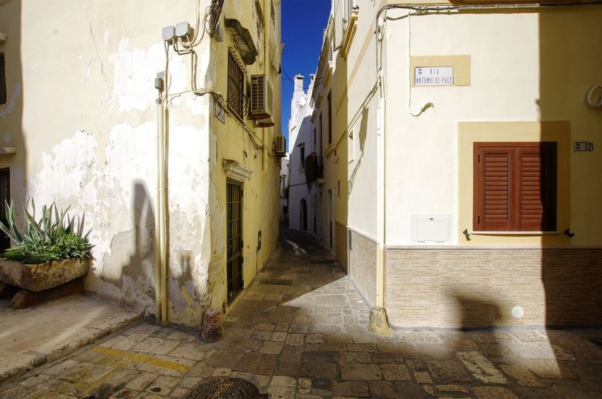 Built Structure Architecture Building Exterior Door Entrance The Way Forward Day No People Outdoors Salento Love Travel City South Travel Destinations Life
