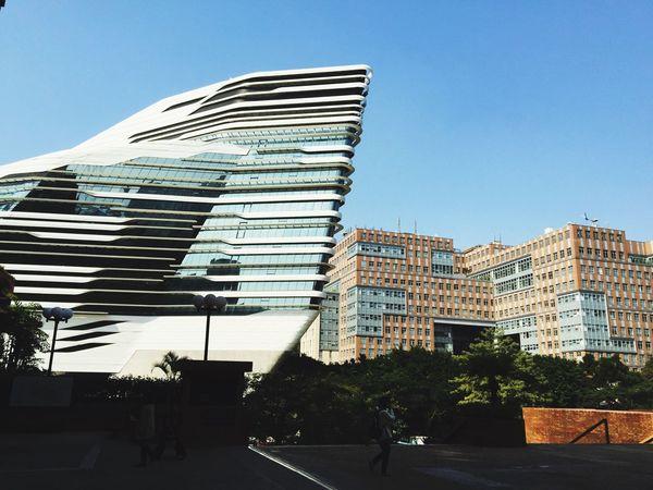 School Of Design Architecture Zaha Hadid Innovation Tower SpaceShip Design