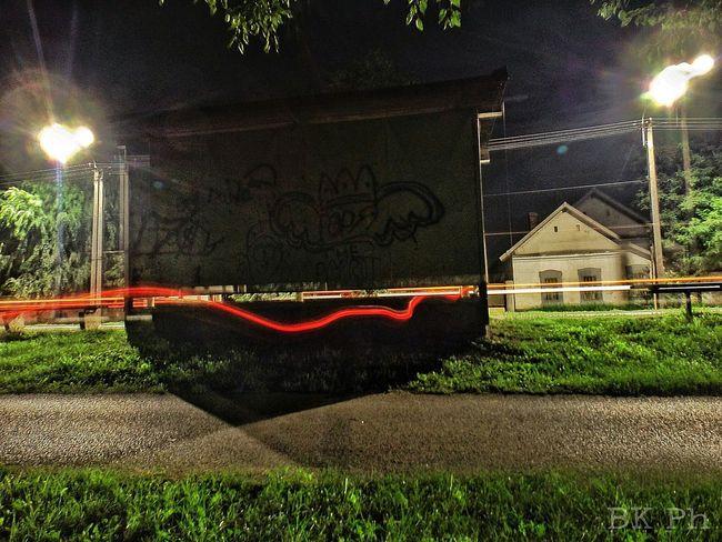 Long Exposure Urban Fujifilm Finepix S4800 City Nightphotography
