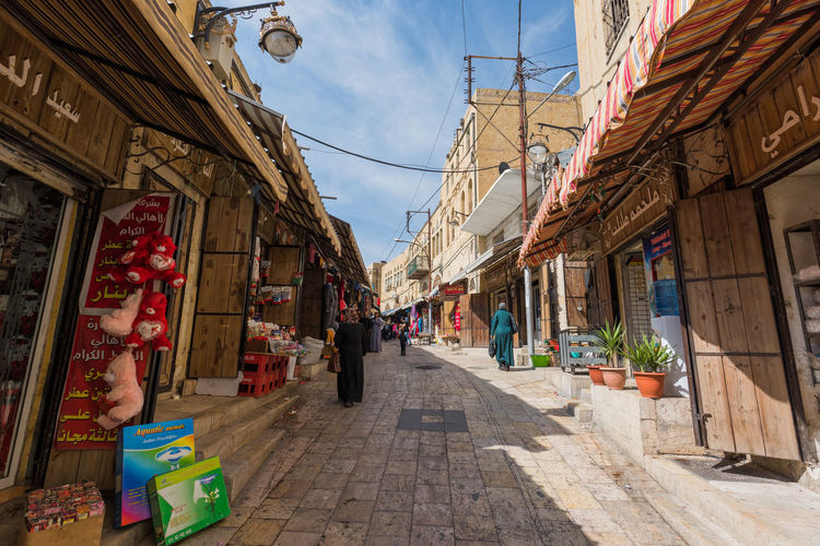 Quiet souq during the day Alley Building Building Exterior Built Structure City City Life Day Live Love Shop Market Outdoors Showcase June Sky Souk Souq Town Vanishing Point People And Places