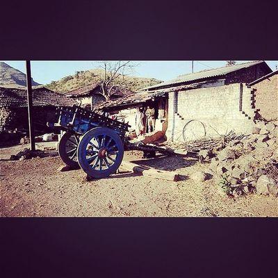 Bitan Village Maharashtra India Rural Incredibleindia Culture Conventional Haathgaadi Car TravelTales Goodlife Gratitude Lonelyplanet Instapind Instavillage @travelr.maharashtra @lonelyplanet