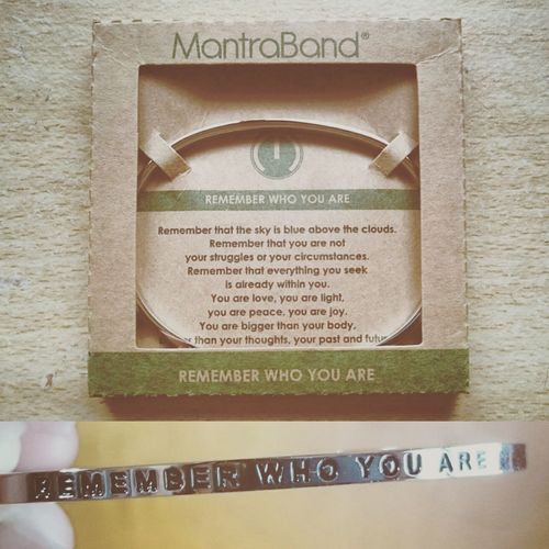 Mantraband GET A GIFT~ ❤