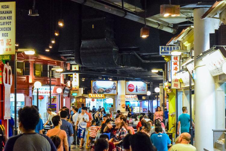 Food street The