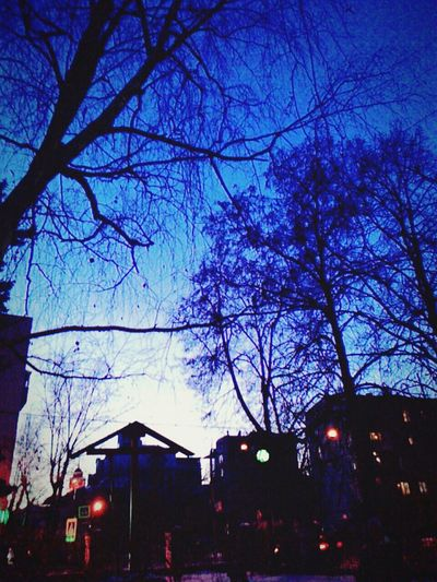 Moscow Darkness And Light Lovely My Life Light And Shadow Peace Beauty Around Us Evening Seeking Peace ♥