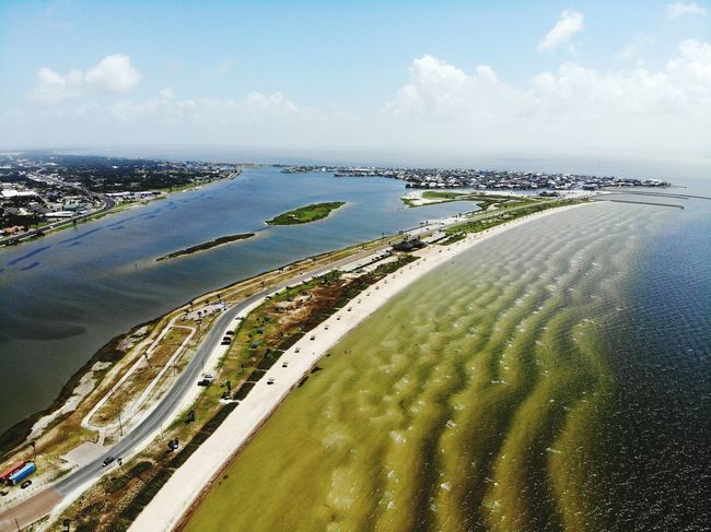 Mavic air tourism destination aerial view dronephotography aeriel photo Aer Ways Of Seeing Mavic Air Aerial View Dronephotography Aeriel Photo Seascape Sea And Sky Ocean View Gulf Of Mexico Urban Landscape Water Sea Beach Low Tide Sand Sky Horizon Over Water Landscape Tide Seascape Lagoon Island Coastline Rocky Coastline Coast Surf Coastal Feature The Great Outdoors - 2018 EyeEm Awards The Traveler - 2018 EyeEm Awards The Street Photographer - 2018 EyeEm Awards