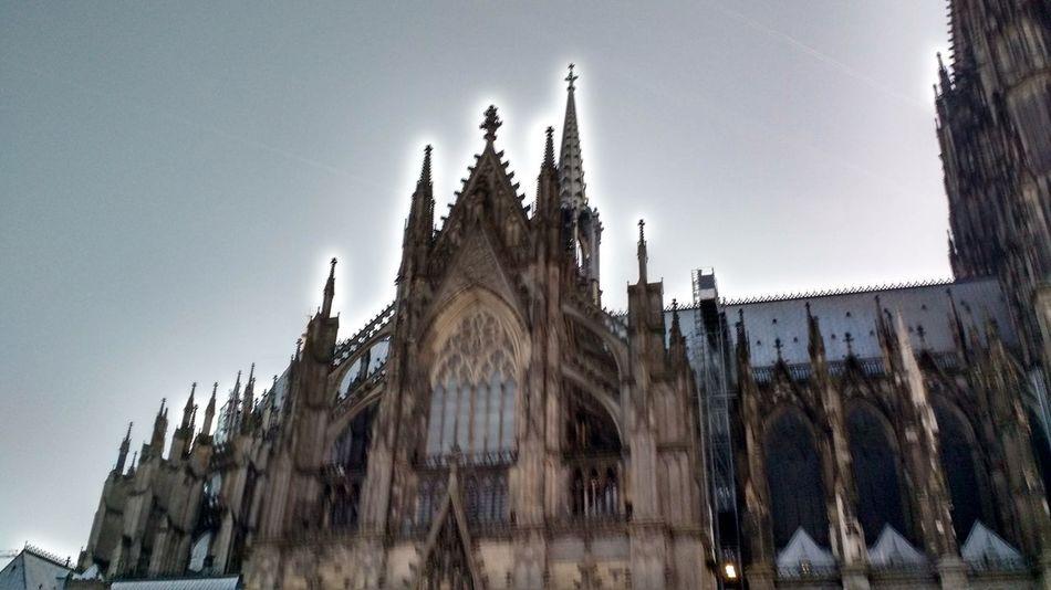 Der heilige Kölner Dom Nofilter 1und1hwl