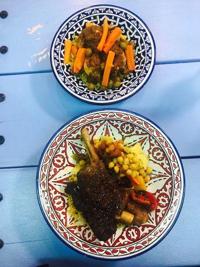 Moroccan Food Lamb Tajine Food Foodphotography