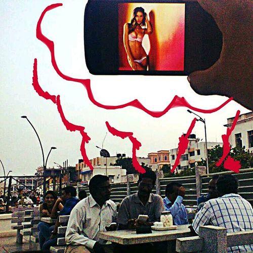 Pandavas... Mahabharata Nostalgia People Babes Sexy Beach Food Pondicherry India Follow4follow Timepass Lust Sexy Sex