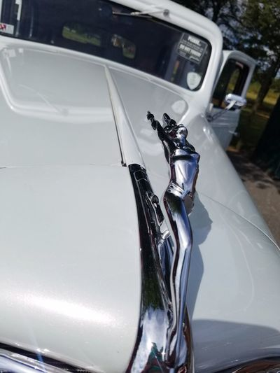 Car Exterior Hoodornament Hood Alabama Antique Vintage Cars Vintage Style Chrome Female Likeness Autoportrait Automobile Outdoors Exploring Car Old EyeEmNewHere EyeEm Selects History Through The Lens  Vintage Automobiles White Water Car Side-view Mirror Vehicle Mirror Land Vehicle Windshield Car Point Of View Vehicle