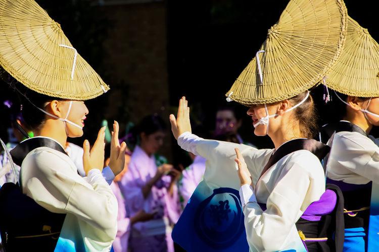 group of people / women International Women's Day 2019 Real People Women Lifestyles Group Of People Togetherness People Japanese Culture